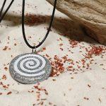 unikatni nakit- keltska spirala